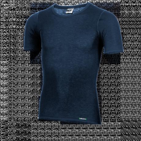 Funktionshirt blau Vorderseite