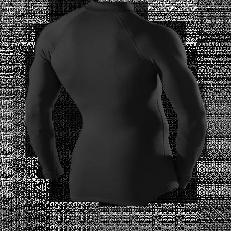 Warmes Shirt schwarz