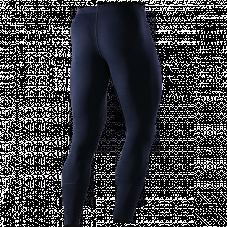 Schwerentflammbare Unterhose lang, marine, Rückseite