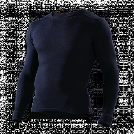 Shirt, Flammschutz, Vorderseite
