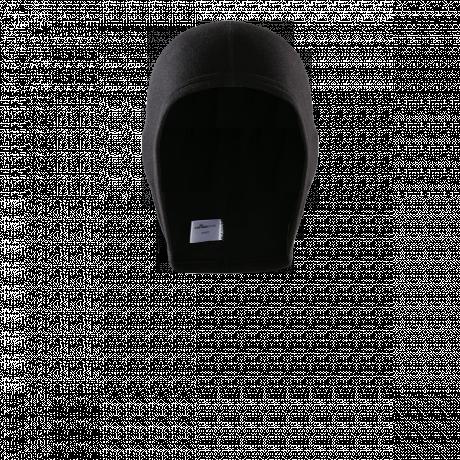 Funktionelle Unterziehhaube schwarz