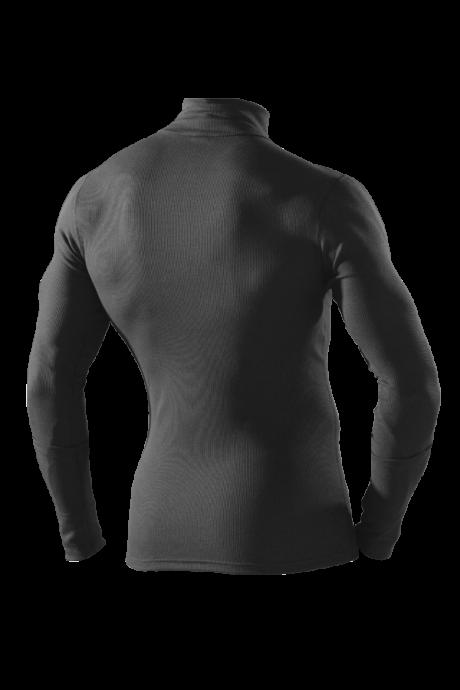 Shirt Troyerform, anthrazit